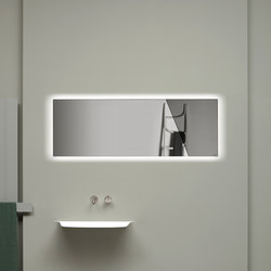 Apice | Bath mirrors | antoniolupi