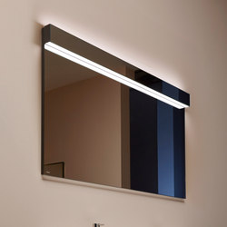 Lucente | Bath mirrors | antoniolupi