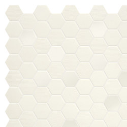 Hexa | Mosaic Cotton Candy | Ceramic mosaics | TERRATINTA GROUP