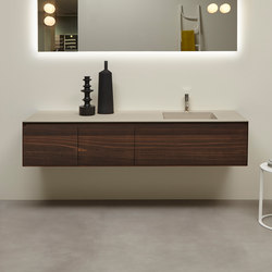 Pantarei New Wood | Vanity units | antoniolupi