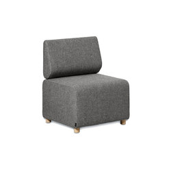 Team Basic Seating Module | Poltrone | Cascando