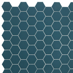 Hexa | Mosaic Ocean Wave | Ceramic mosaics | TERRATINTA GROUP
