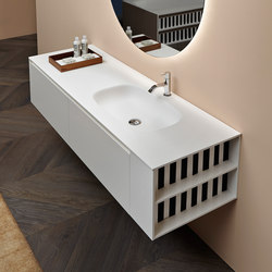 Piana New Wood | Meubles sous-lavabo | antoniolupi