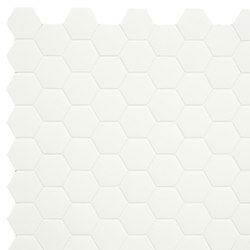 Hexa | Mosaic Lemon Sorbet | Ceramic mosaics | TERRATINTA GROUP