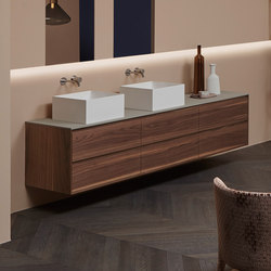Piana New Wood | Armarios lavabo | antoniolupi
