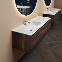 Piana New Wood | Mobili lavabo | antoniolupi