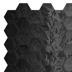 Hexa | Wall Black Swan | Carrelage céramique | TERRATINTA GROUP