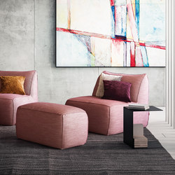 Eden armchair | Sessel | Pianca