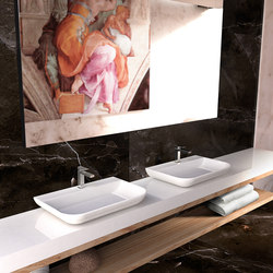 Desideri - Charis Washbasin | Wash basins | Graff