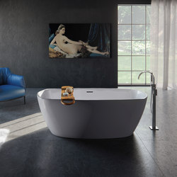Desideri - Tephi Bathtub | Bathtubs | Graff