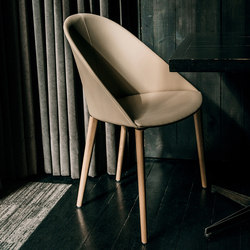 Cila | Visitors chairs / Side chairs | Arper