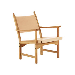 Caryngo easy chair | Armchairs | Swedese