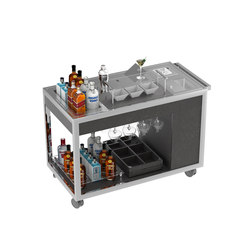 Mixology cart | Modular kitchens | La Tavola