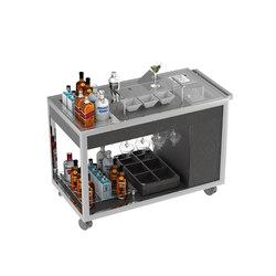 Mixology cart | Cuisines modulaires | La Tavola