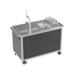 Special carts | Beer cabinet | Modular kitchens | La Tavola