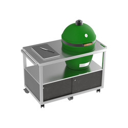 Green egg cart | Modular kitchens | La Tavola