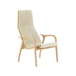 Lamino Rattan easy chair | Armchairs | Swedese