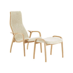 Lamino Rattan easy chair | Sillones lounge | Swedese