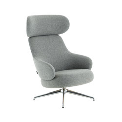 Pillo easy chair high back | Fauteuils | Swedese