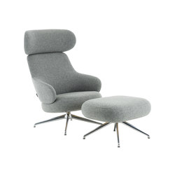 Pillo easy chair high back | Armchairs | Swedese