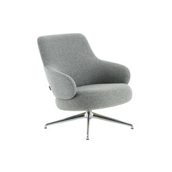 Pillo easy chair low back | Armchairs | Swedese