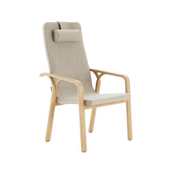Mino easy chair high back | Lounge chairs | Swedese