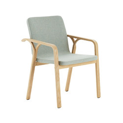 Mino armchair XL | Visitors chairs / Side chairs | Swedese