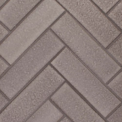 Brownstone 2x8 Brick | Ceramic tiles | Pratt & Larson Ceramics