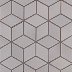 Brownstone Diamond Pattern #1 | Carrelage céramique | Pratt & Larson Ceramics