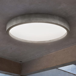 iCementi | Ceiling lights | Lucifero's