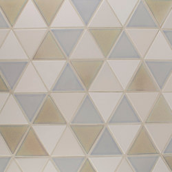 Small Equilateral Triangle | Ceramic tiles | Pratt & Larson Ceramics