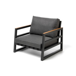 Alabama Alu | Living Armchair | Sessel | Talenti