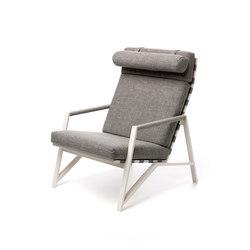 Cottage | Lounge Armchair | Fauteuils de jardin | Talenti