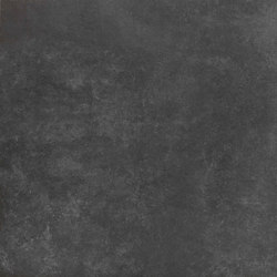 Bibulca | Black Indoor rett. 60x60 cm | Ceramic tiles | IMSO Ceramiche