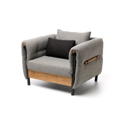Domino | Living Armchair | Sessel | Talenti