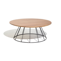 Illa low/coffe table Ø110x40 | Couchtische | Bivaq