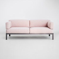 Nak sofa 2 saeter | Sofas | Bivaq