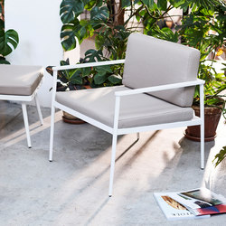 Vint low armchair | Garden chairs | Bivaq