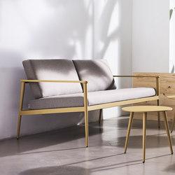 Vint sofa 2 seater | Canapés | Bivaq