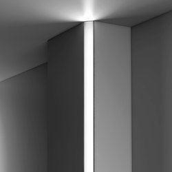 Microfile system | Recessed wall lights | Lucifero's