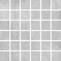 Bibulca | Gray Mosaico 5x5 cm | Mosaicos | IMSO Ceramiche