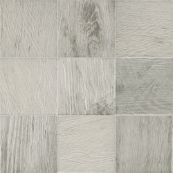 Ecotimber | MP381 Ash 10x10 cm | Carrelage céramique | IMSO Ceramiche