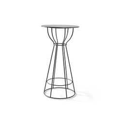 Deco | Tables mange-debout | Lammhults