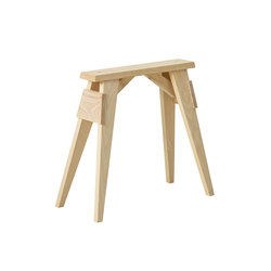 Arco Trestles Mini Set of 3 | Tischgestelle | Design House Stockholm