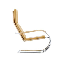 D35-1 Cantilever lounge chair | Sillones | TECTA