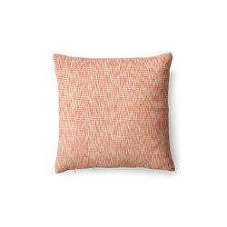 Melange cushion   orange   Cushions   Design House Stockholm