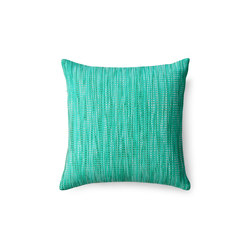 Melange cushion | green | Cushions | Design House Stockholm