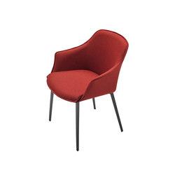 Kedua metal legs | Chairs | Mobliberica