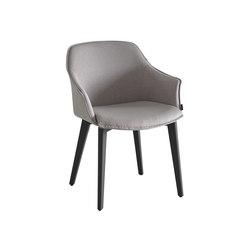 Kedua wooden legs | Chairs | Mobliberica