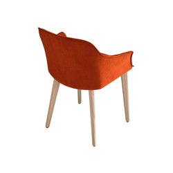 Kedua wooden legs | Stühle | Mobliberica